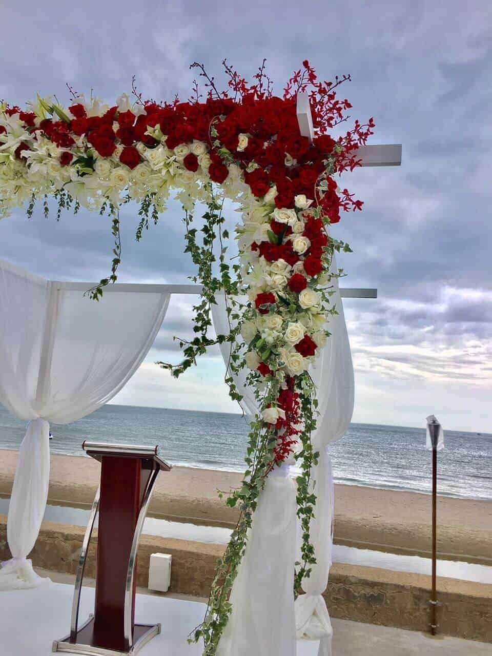 Thailand Luxury Wedding Flowers