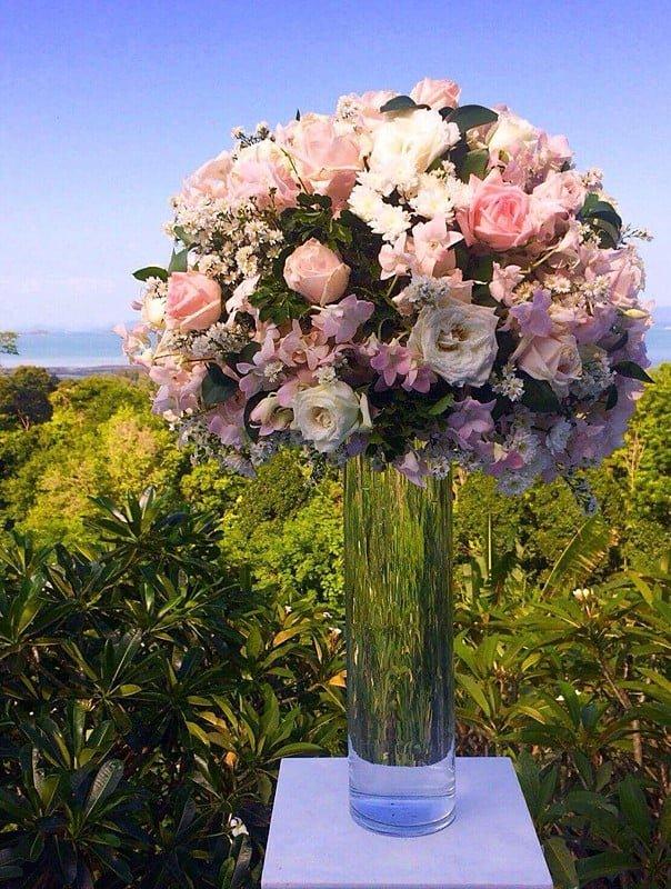婚礼装饰婚礼鲜花普吉岛10