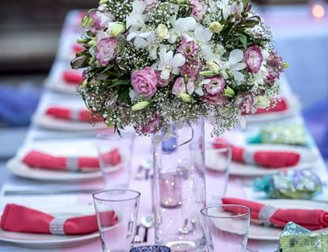 泰国的婚礼decorations- 7