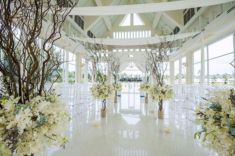 婚礼装饰婚礼鲜花普吉岛11