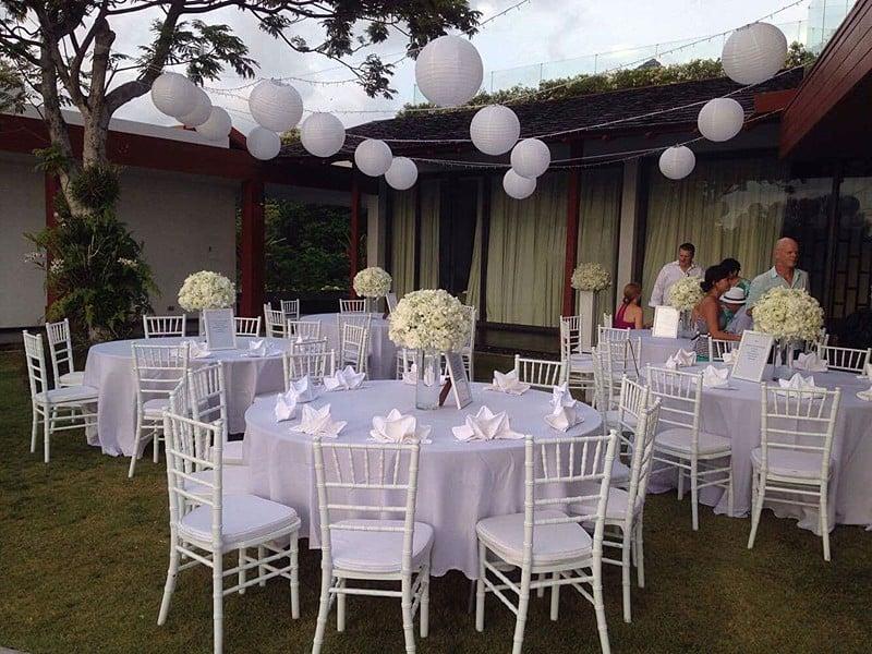 婚礼装饰婚礼鲜花普吉岛13