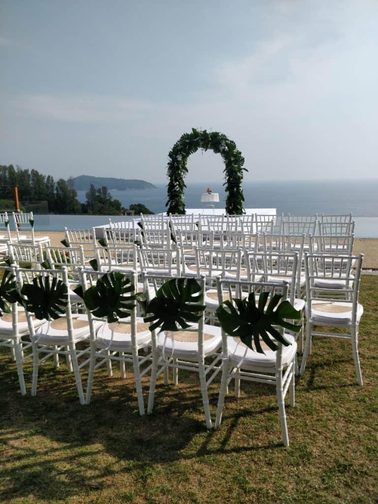 Wedding Flowers Setups 152