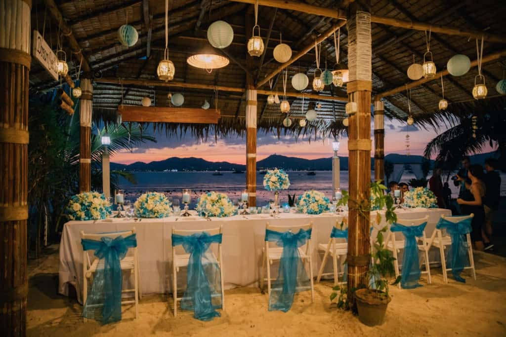 Wedding Flowers Setups 225