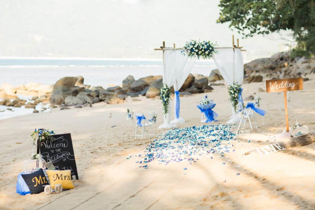 婚礼鲜花设置230