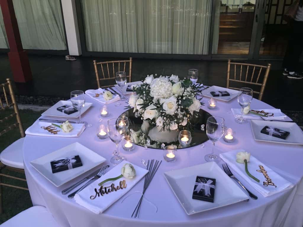 Wedding Flowers Setups 24