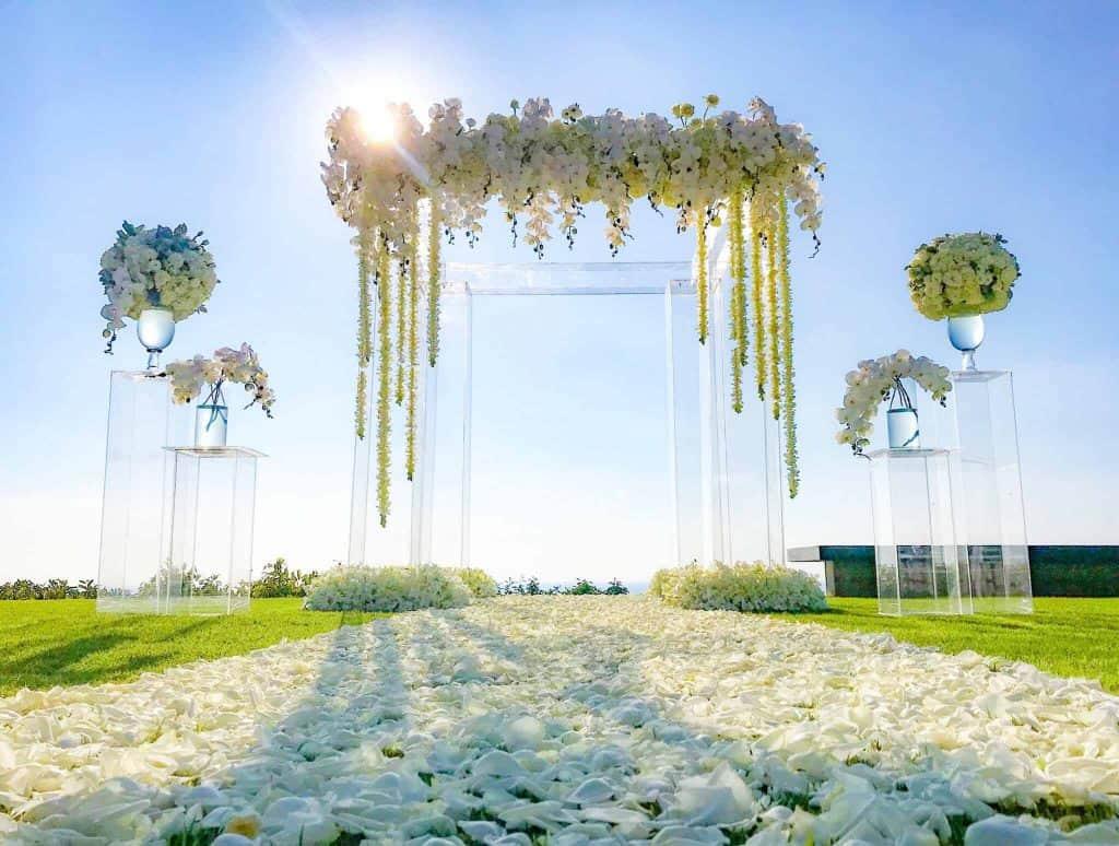 婚礼鲜花设置247