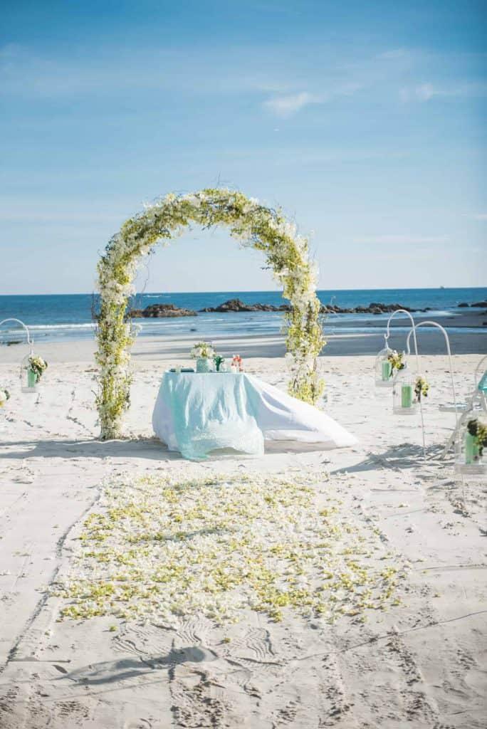 婚礼鲜花设置248