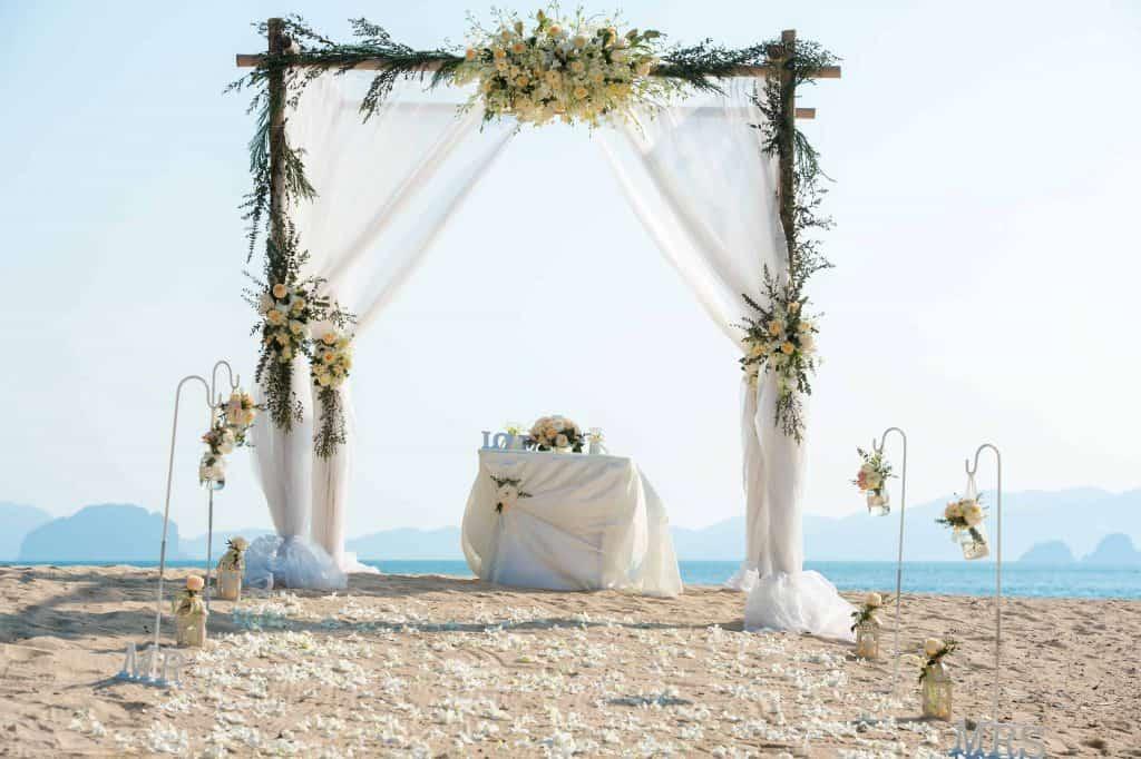 婚礼鲜花设置249