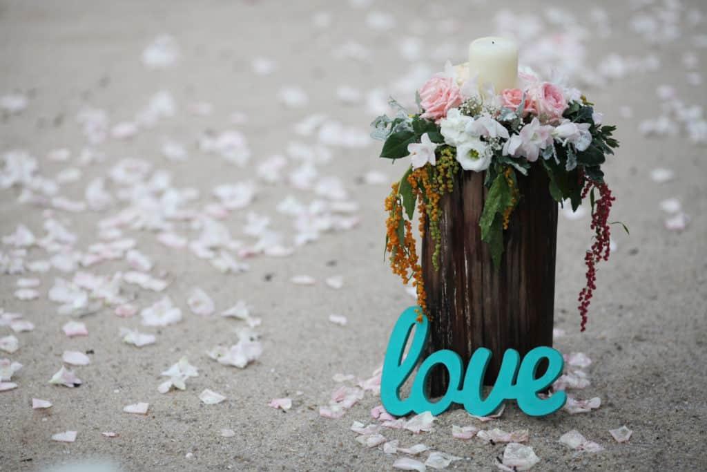 婚礼鲜花设置271