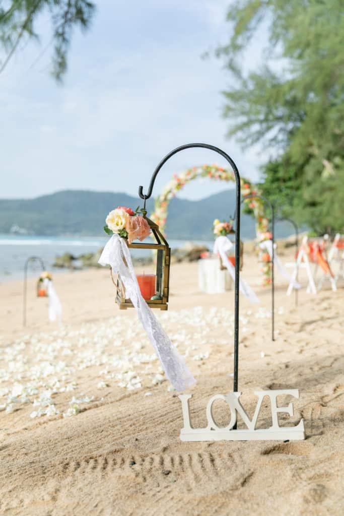 婚礼鲜花设置290