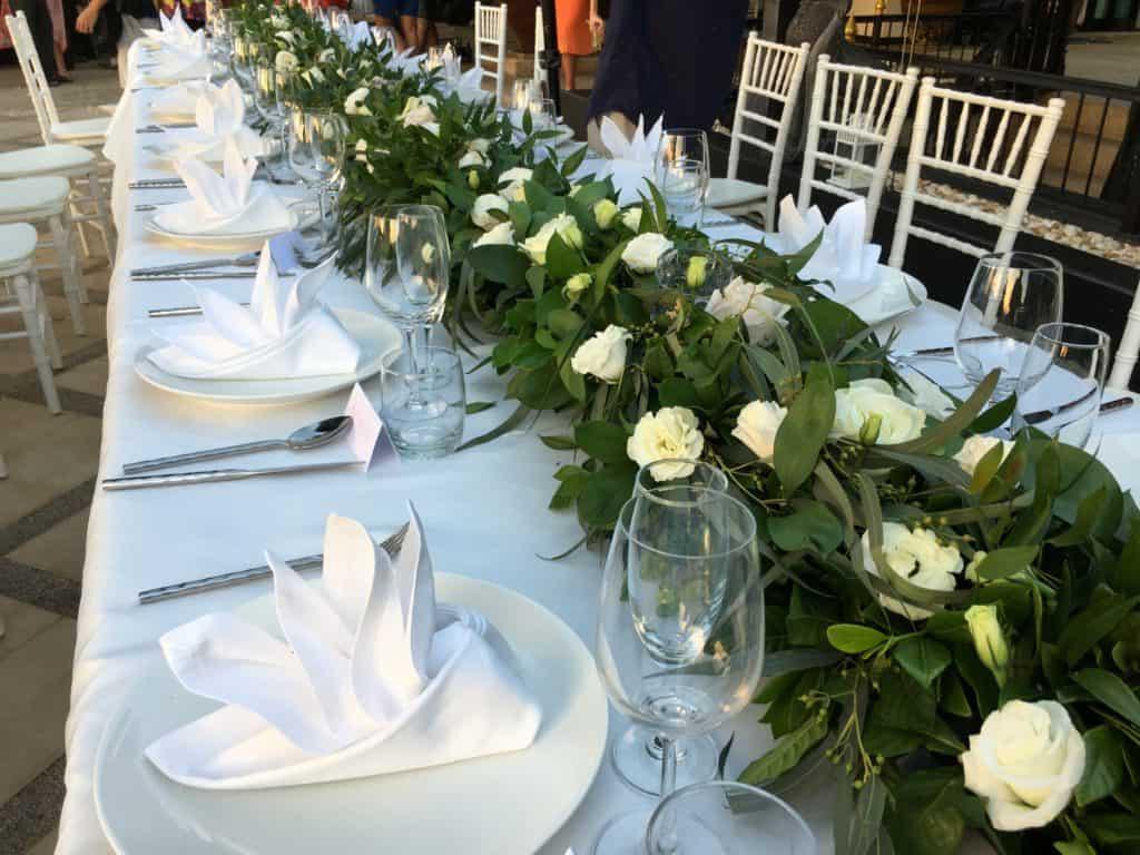 Wedding Flowers Setups 44