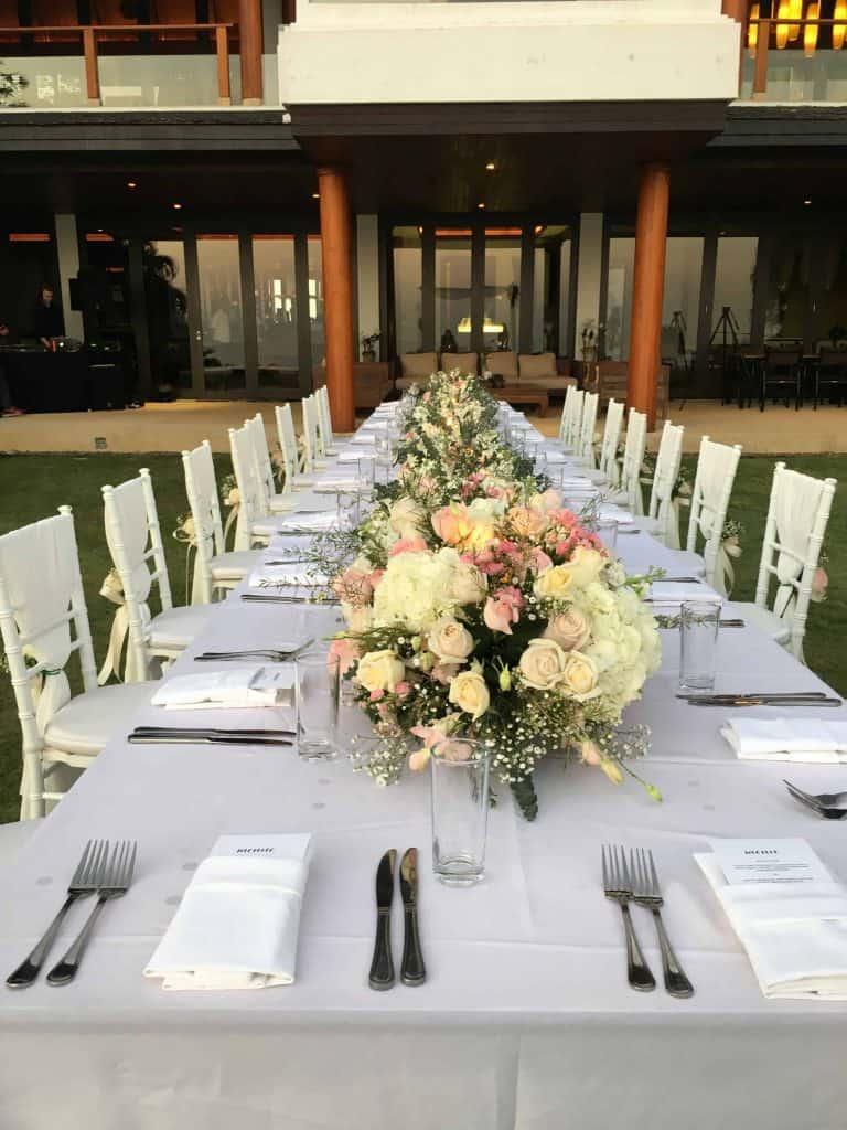 Wedding Flowers Setups 58