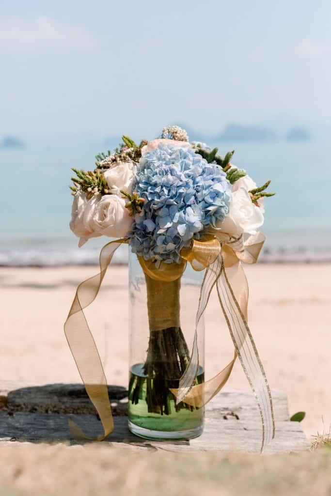 Gilles And Nicole Beach Wedding 25th Jan 2019 - Laguna Villas Island 1