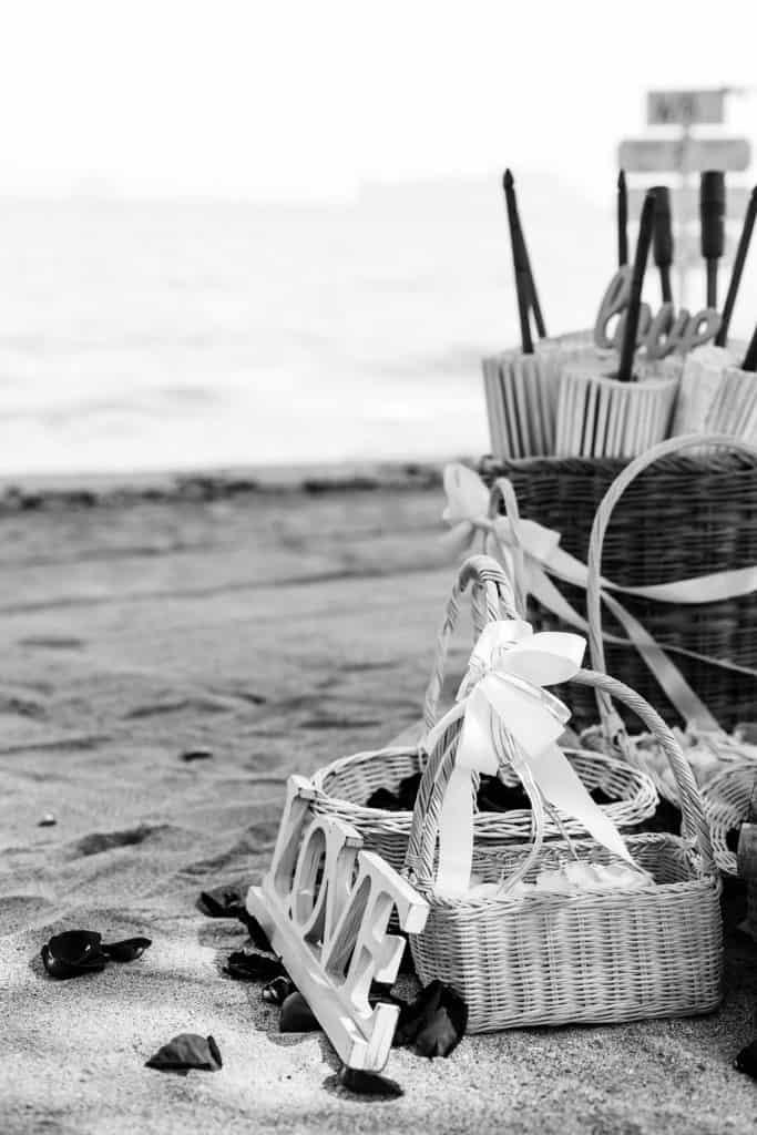 Gilles And Nicole Beach Wedding 25th Jan 2019 - Laguna Villas Island 26