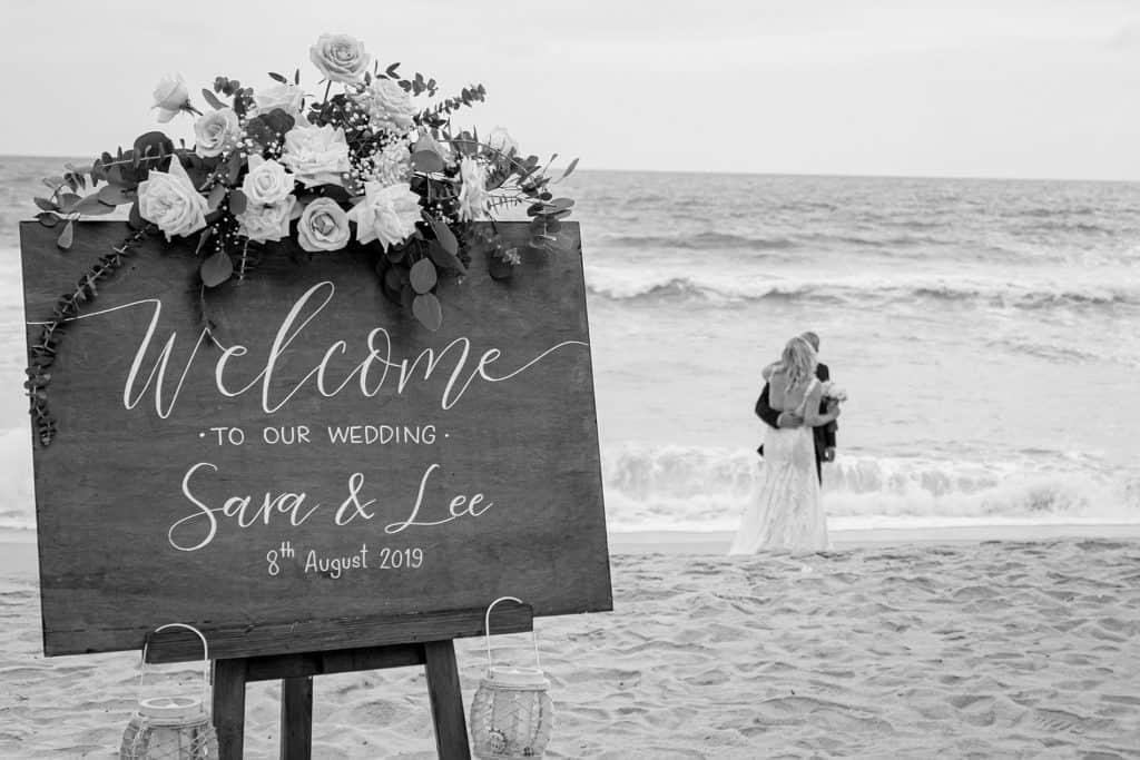 Sara And Lee's Beach Wedding - 8th August 2019 Aleenta Resort & Spa 217