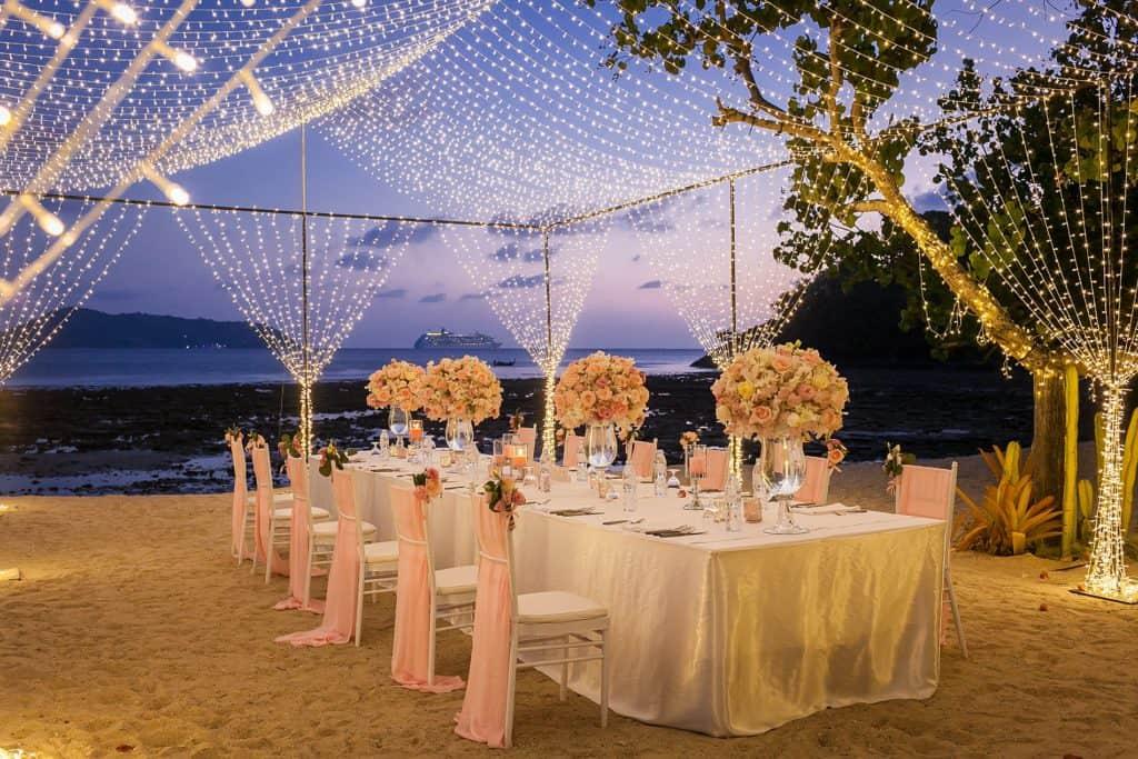 Tanya & Giorgio Beach Wedding 9th March 2019, Thavorn Beach Village 375